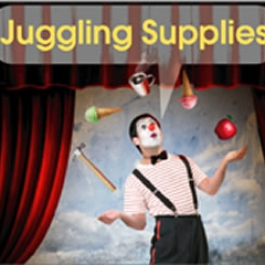 Juggling Supplies