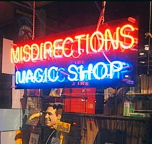 Misdirection's Magic Shop